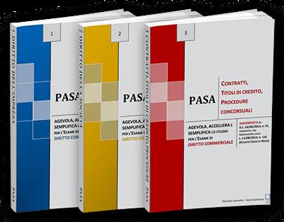 Manuali Pasa - website, documents and marketing