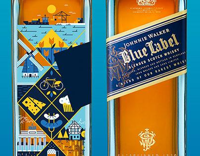 Johhnie Walker Blue Label