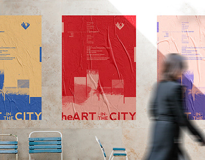 HeART IN THE CITY