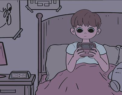 Glitch - 2D Animated Short Film