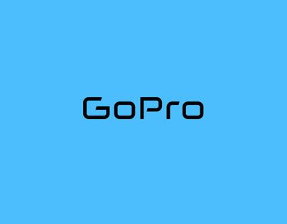 GoPro Logo Redesign