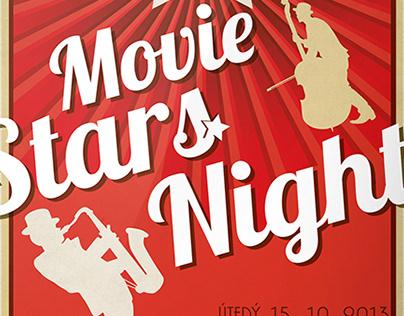 Movie Stars Night