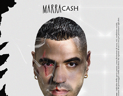 Alternative Album Cover of Persona Marracash