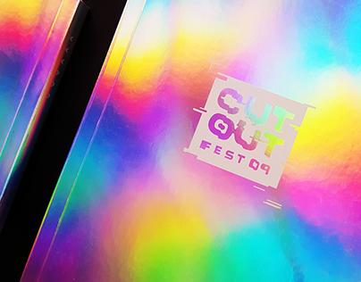 Catalog of CutOut Fest - 9th edition