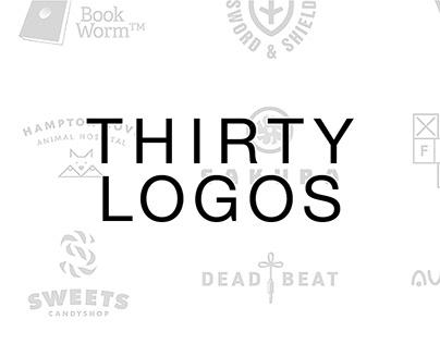 ThirtyLogos.com Design Challenge