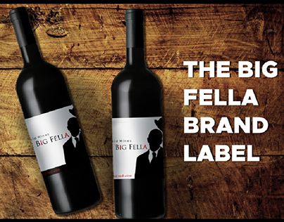 Label Design for Mayfield Wines, Australia