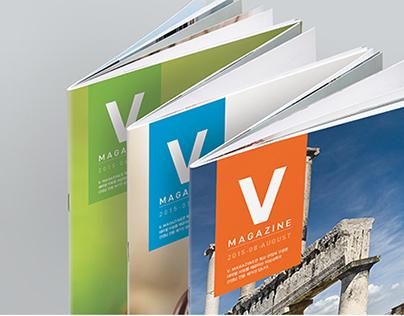 VISANG V Magazine