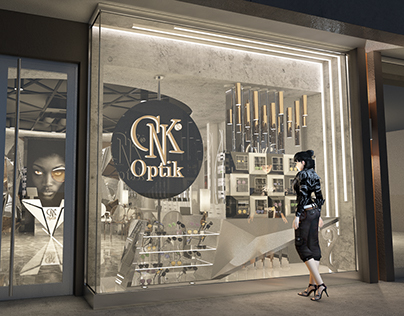 CNK OPTICAL - SHOWCASE