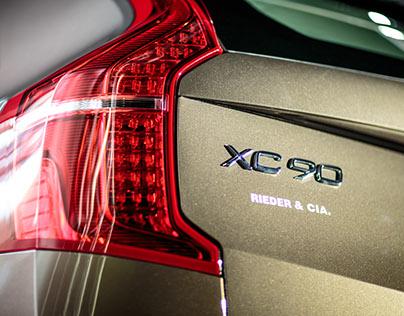 Lanzamiento Volvo XC90 2015