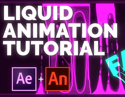 LIQUID ANIMATION TUTORIAL