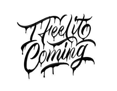 Lettering + Logo 2019