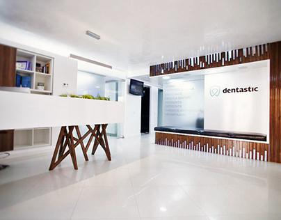 "Interior design - ""Dentastic"" dental clinic"