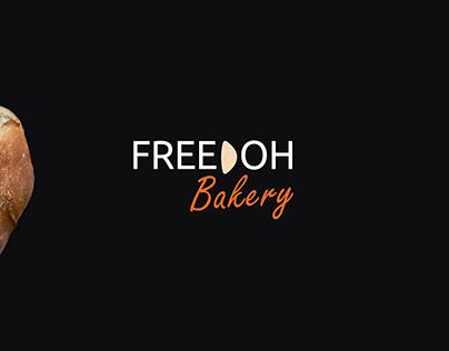 FREEDOH BAKERY Logo & Branding