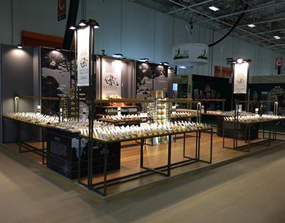 BATAVIA 2015 Exhibition Stand at HORECA