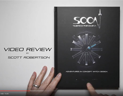 SOON TIMEPIECE PHENOMENA review by Scott Robertson