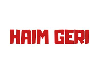 Geri Haim Talks Defining Domestic Terrorism to Better
