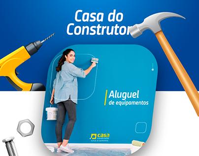 Social Media | Casa do Construtor - 2019