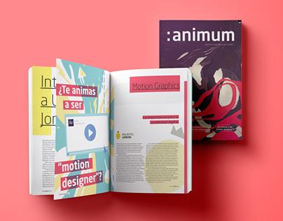 :animum Magazine #1