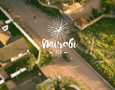 Nairobi From the Air
