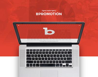 Bpromotion - Digital Agency | UX/UI Design