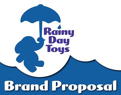 Rainy Day Toys Rebrand Proposal