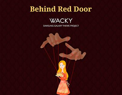 Theme02 - Behind Doors Red