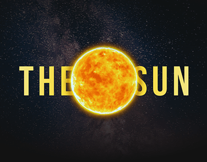 Website about the Sun