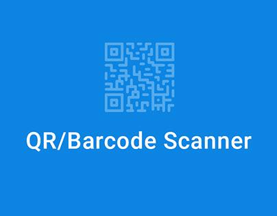 qr/barcode Scanner playstore screenshots