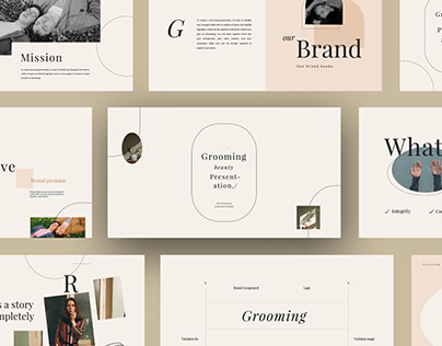 Brand Guideline Powerpoint