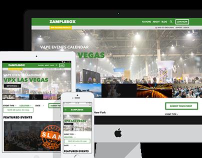 ZB Website Visual Design Re-Fresh