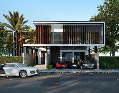Exterior Modern