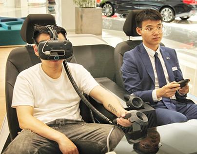 BMW VR Configurator