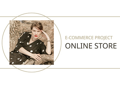 KAWAII E-commerce project Online Store