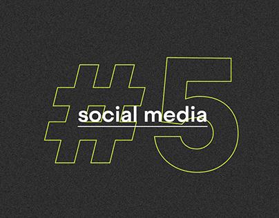 Social Media Univel #5