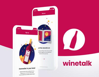 App - winetalk