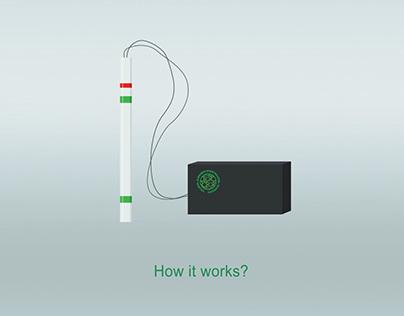 Collo device Motion graphics