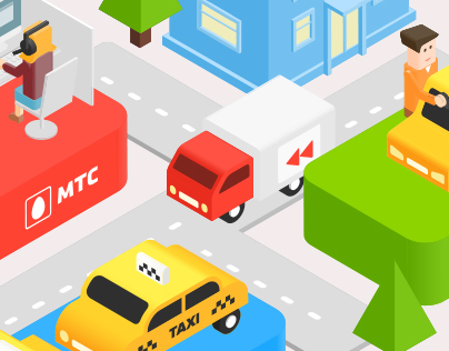 MTS™ Interactive constructor of B2B services