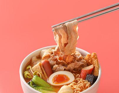 安妞韓辣燙 | Food Photography