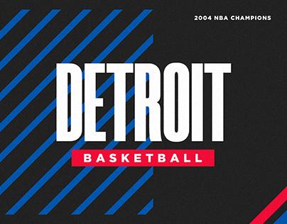2004 NBA Champions | Detroit Pistons