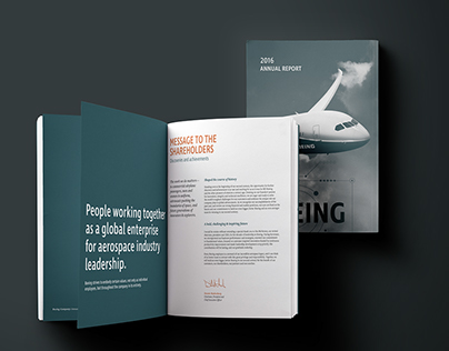 Boeing Annual Report