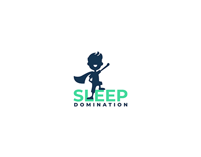 Logo design for Sleep Domination