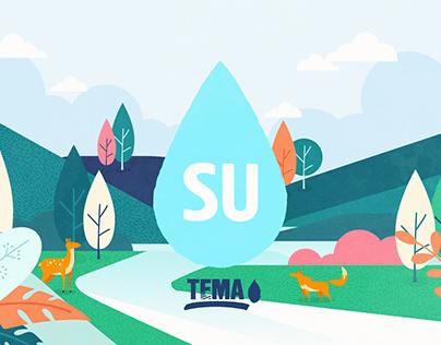 TEMA Vakfı / Havzanı Tanı Suyunu Koru