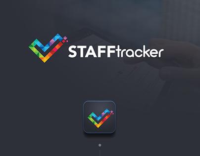 STAFFtracker Dashbaord UI/UX