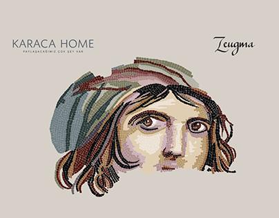 KARACA HOME / ZEUGMA PACKAGING DESIGN