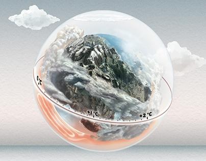 WorldWarmWar #Climatechange Giornalisti Nell'Erba