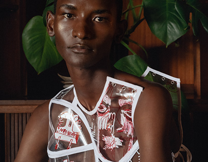 Kids from Joburg, for Vogue Italia