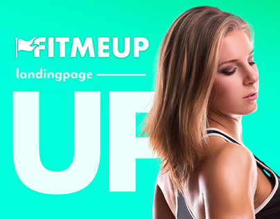 FitMeUp | Landing Page