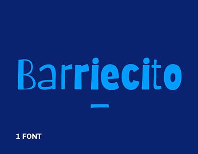 Barriecito