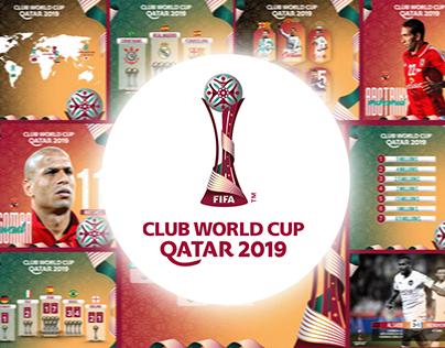 FiFa Club World Cup - Qatar 2019 Identity