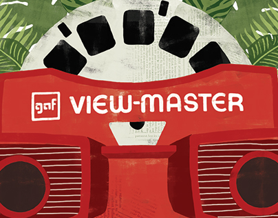 Stop Motion - View-Master